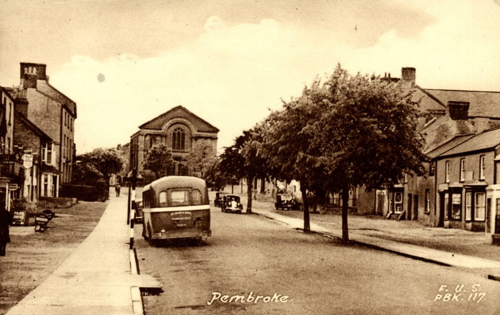 Pembroke East End c1950