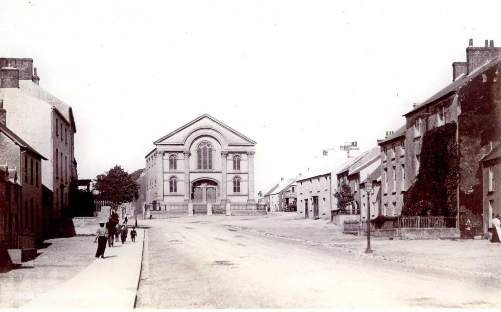 St Michaels Square c1900